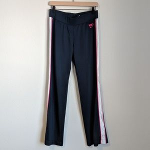 Nike Activewear Athletic Pants in Pink and Navy